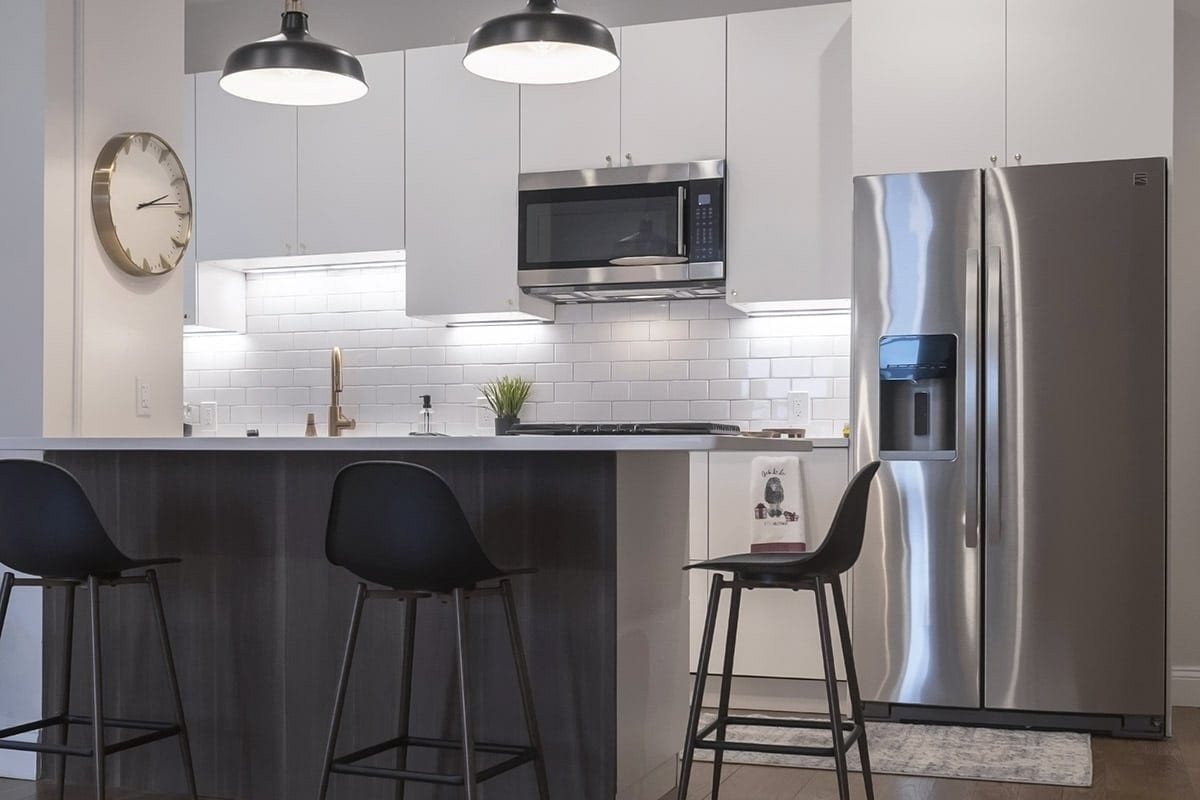 Open Kitchen in NYC